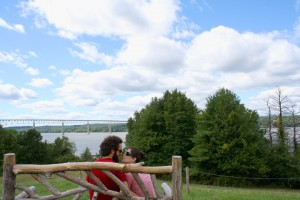 Poet's Walk Park views