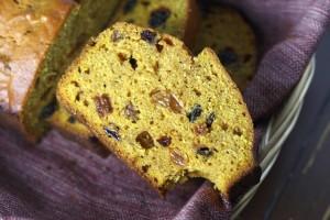 Pumpkin Spice Bread ~ ElephantEats.com