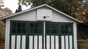Garage Before Photo