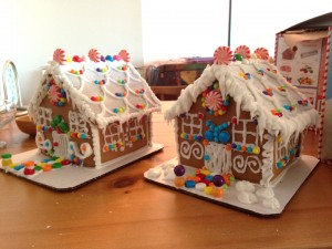 Gingerbread Houses 2013