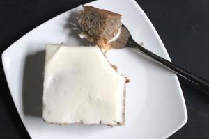 Banana Snack Cake ~ ElephantEats.com