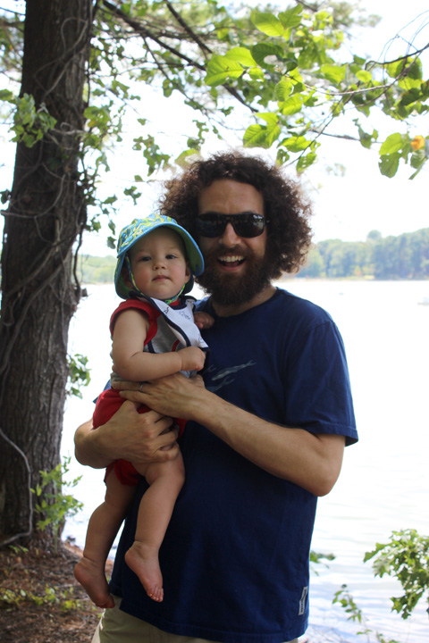 Nate Reservoir 11 months ~ ElephantEats.com