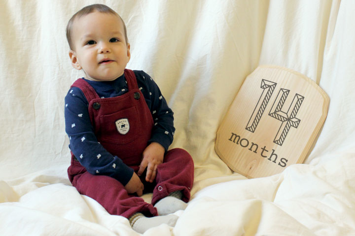 Berkeley 14 months ~ ElephantEats.com