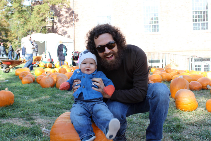 Pumpkin Picking 2016 ~ ElephantEats.com