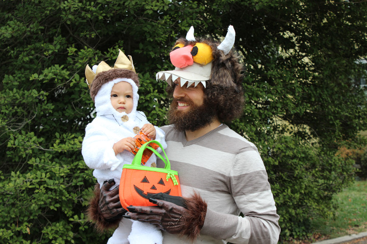 Halloween Where the Wild Things Are ~ ElephantEats.com