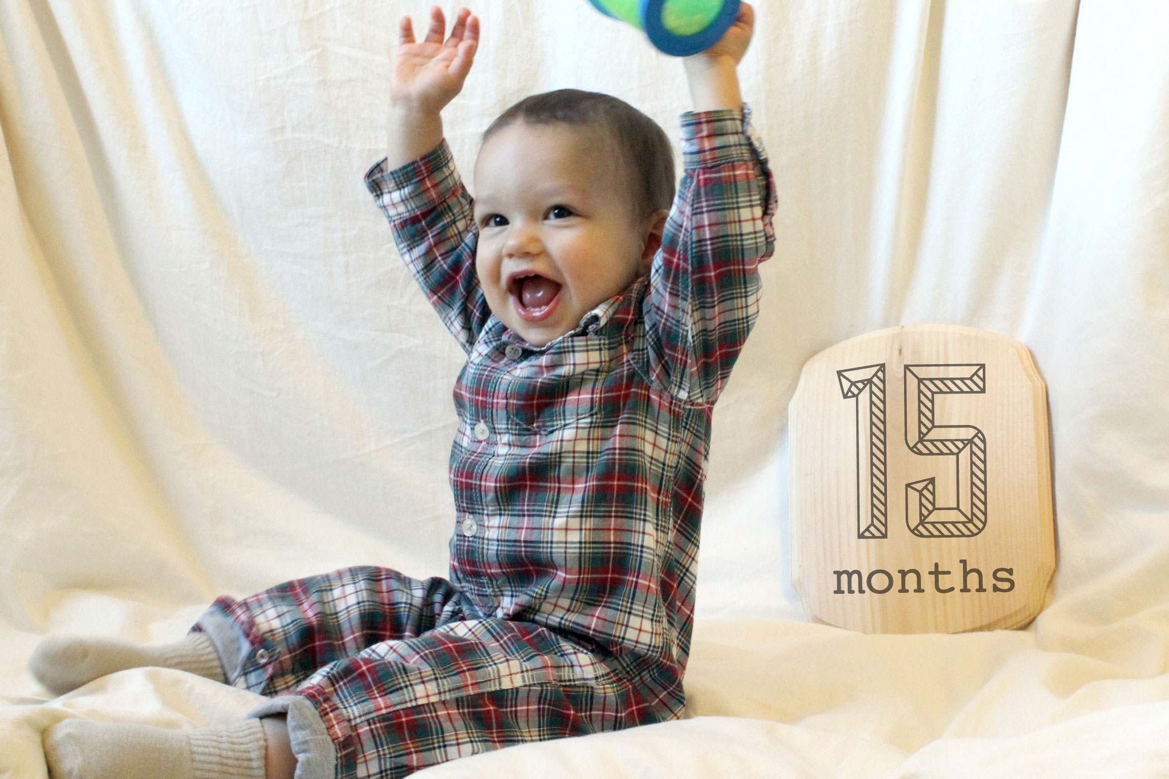 Berkeley 15 months ~ ElephantEats.com