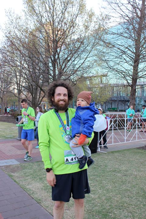 18 months half marathon ~ ElephantEats.com